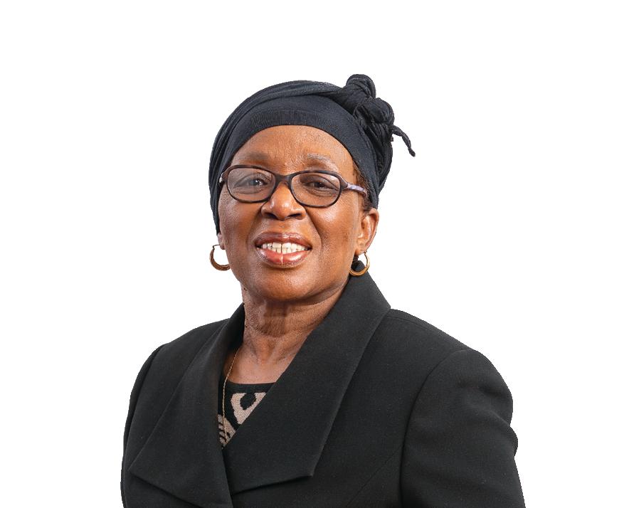 DR MANANA BAKANE-TUOANE